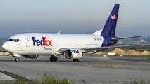 OE-IAR - FedEx Federal Express Boeing 737-400F aircraft