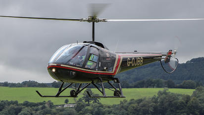 G-OJBB - Private Enstrom 280FX Shark