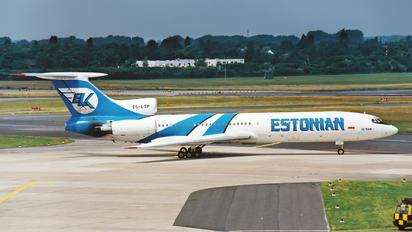 ES-LTP - ELK-Estonian Airways   Tupolev Tu-154M