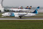 SU-GCZ - Egyptair Boeing 737-800 aircraft