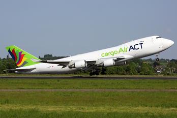 TC-ACM - ACT Cargo Boeing 747-400F, ERF