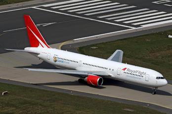 VP-BLC - Royal Flight Boeing 767-300ER