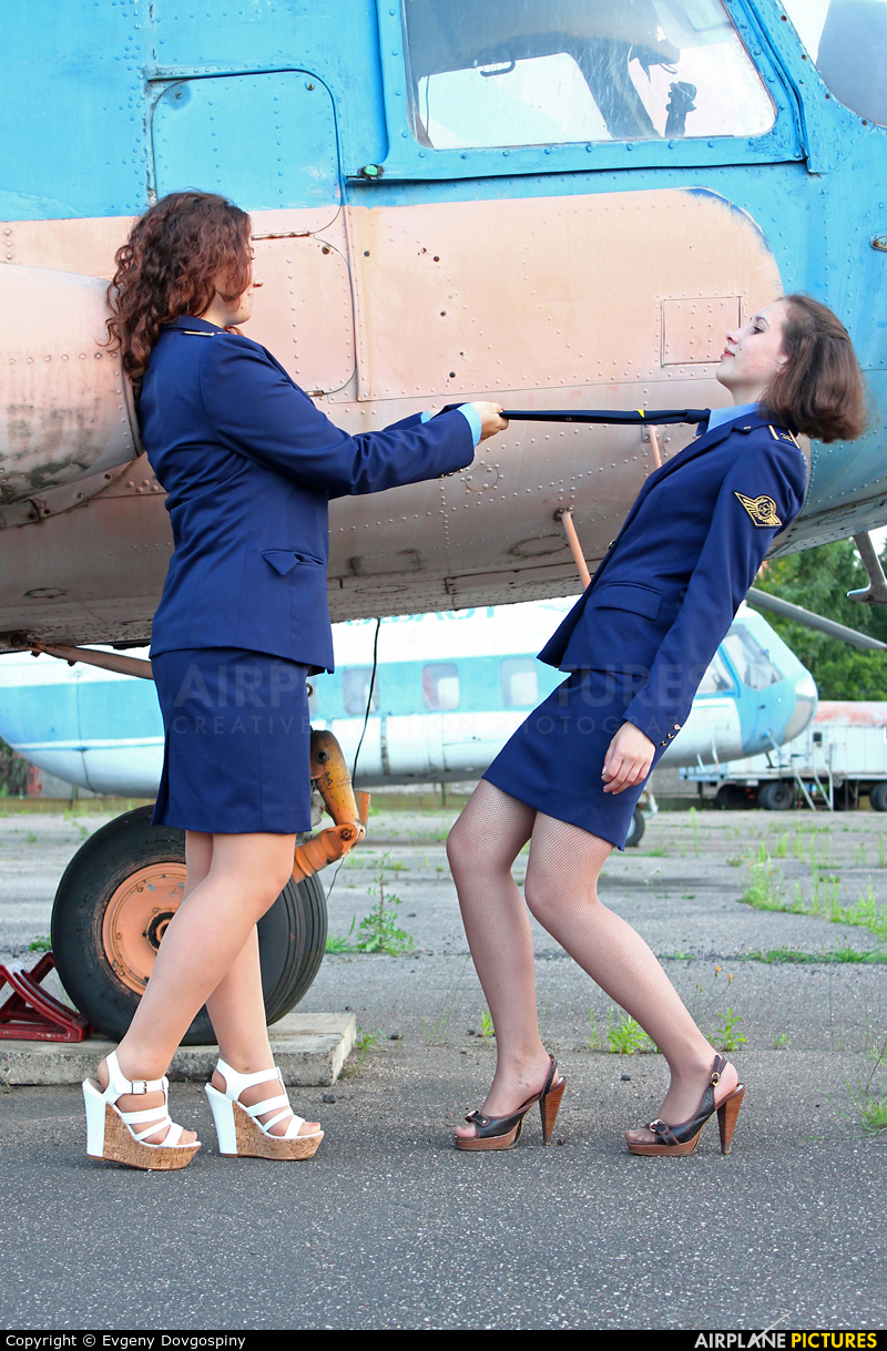 - Aviation Glamour - aircraft at Minsk - Belarusian State Academy of Aviation