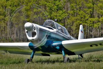 OK-KNN - Aeroklub Vysoké Mýto Zlín Aircraft Z-226 (all models)