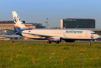 TC-SEI - SunExpress Boeing 737-800