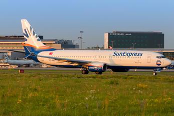 TC-SEI - SunExpress Boeing 737-800