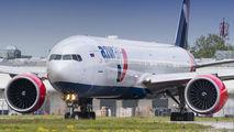VQ-BZC - AzurAir Boeing 777-300ER aircraft