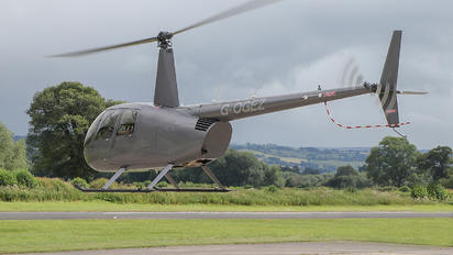 G-OGEZ - Private Robinson R-44 RAVEN II
