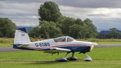G-EGBS - Private Vans RV-9A