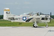 C-FRWG - Private North American T-2C Buckeye aircraft