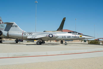 56-0790 - USA - Air Force Lockheed F-104A Starfighter