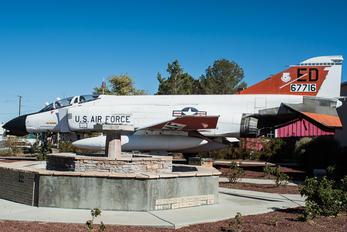 66-7716 - USA - Air Force McDonnell Douglas F-4D Phantom II