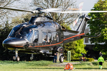 SP-AWS - Private Agusta Westland AW169