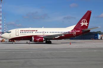 EI-UNH - Transaero - Imperial Boeing 737-500