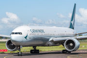 B-KQG - Cathay Pacific Boeing 777-300ER aircraft