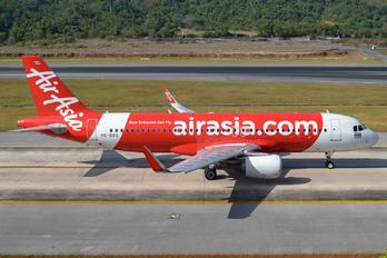 HS-BBG - AirAsia (Thailand) Airbus A320
