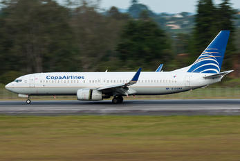 HP-1535CMP - Copa Airlines Boeing 737-800