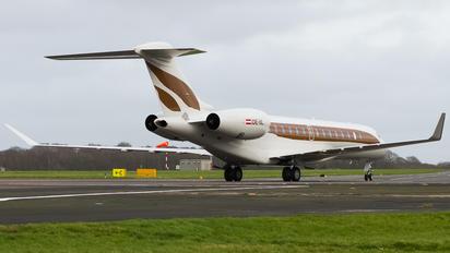 OE-IIL - Private Bombardier BD700 Global 7500