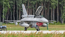 4078 - Poland - Air Force Lockheed Martin F-16D block 52+Jastrząb aircraft