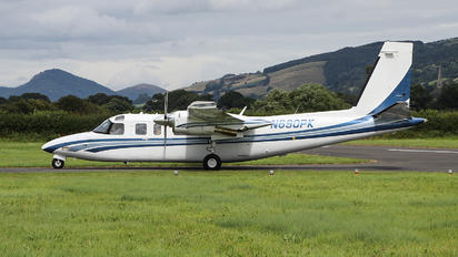 N690PK - Private Rockwell 690B Turbo Commander