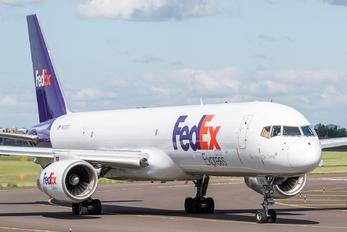 N972FD - FedEx Federal Express Boeing 757-200F