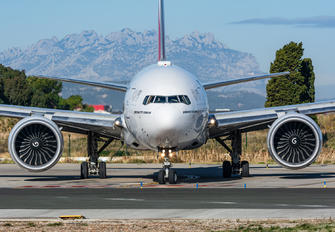 A6-EWB - Emirates Airlines Boeing 777-200LR