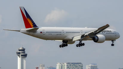 RP-C7782 - Philippines Airlines Boeing 777-300ER