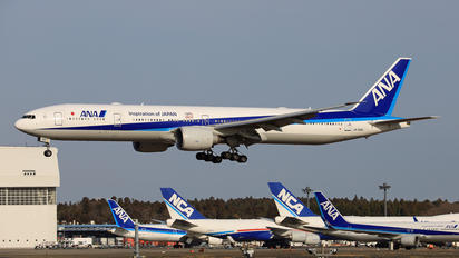 JA732A - ANA - All Nippon Airways Boeing 777-300ER