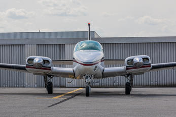 D-IDCA - Private Beechcraft 55 Baron