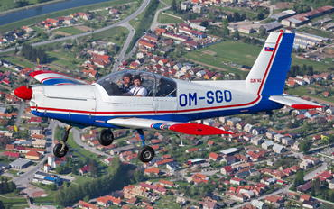 OM-SGO - Private Zlín Aircraft Z-142