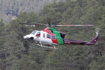 OE-XYY - Heli Austria Bell 412HP