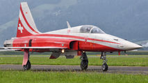J-3081 - Switzerland - Air Force:  Patrouille de Suisse Northrop F-5E Tiger II aircraft