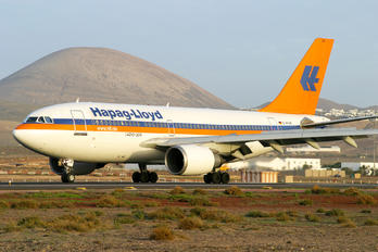 D-AHLW - Hapag-Lloyd Airbus A310