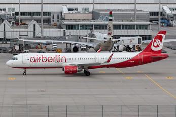 D-ABCM - Air Berlin Airbus A321