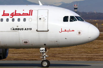 TS-IMO - Tunisair Airbus A319