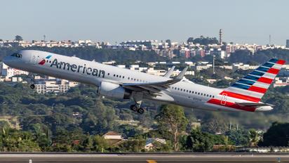 N199AN - American Airlines Boeing 757-200