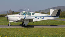 G-ASJL - Private Beechcraft 35 Bonanza V series aircraft