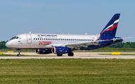 RA-89110 - Aeroflot Sukhoi Superjet 100 aircraft