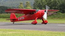 G-BTDE - Private Cessna C-165 Airmaster aircraft