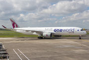 A7-ALZ - Qatar Airways Airbus A350-900 aircraft
