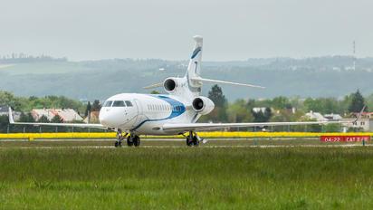 OK-FLN - Private Dassault Falcon 7X
