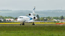 OK-FLN - Private Dassault Falcon 7X aircraft