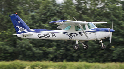 G-BILR - Private Cessna 152