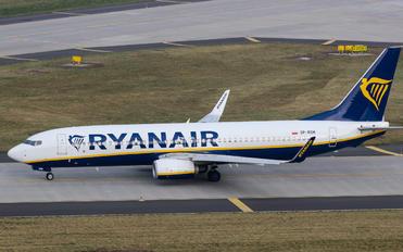 SP-RSM - Ryanair Boeing 737-8AS