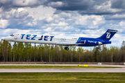 TezJet MD-83 visited St. Petersburg title=