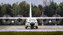 Algerian Air Force Lockheed C-130 visited Rzeszów title=