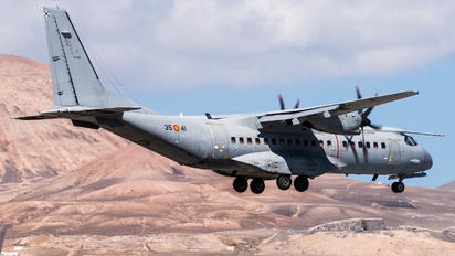 T.21-03 - Spain - Air Force Casa C-295M