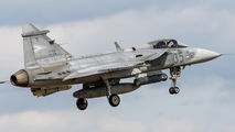 35 - Hungary - Air Force SAAB JAS 39C Gripen aircraft