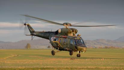 0516 - Poland - Air Force PZL W-3 Sokół