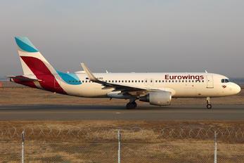 D-AIZQ - Eurowings Airbus A320
